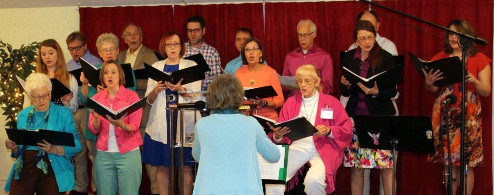 UnityCR Choir